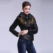 """Дизайнерская осенняя куртка """"Ровенго"""""""