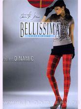 Колготки осенние фиолетовые Bellissima dinamic