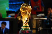Приз футбол кубок Мира Бразилия 2014 Большой
