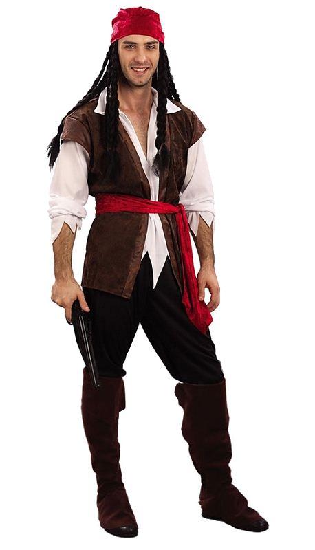 Костюм пирата эротический