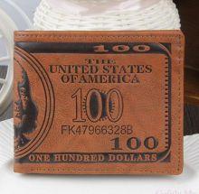 Кошелек  мужской Сто долларов 100$