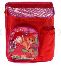 Рюкзак детский, цвет красный