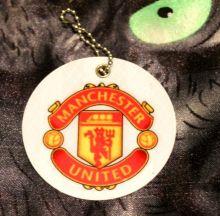 Брелок Фликер светоотражающий Манчестер Юнайтед