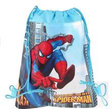 Сумка рюкзак для обуви Человек Паук (Spider Man)