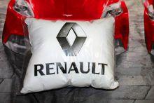 Автомобильная подушка RENAULT Рено