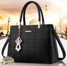"""Женская сумка черная """"Ланчо"""""""