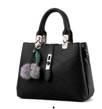 """Женская сумка черная """"Францо"""""""