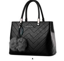"""Женская сумка черная """"Ларросе"""""""