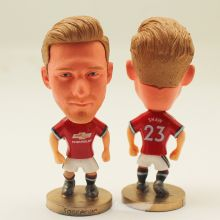 Shaw | Люк Пол Хор Шоу - Фигурка футболиста №23 Манчестер Юнайтед