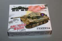 Сборная модель танка Тигр PZ VI без клея