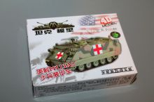 Сборная модель Бронетранспортёр M113 без клея